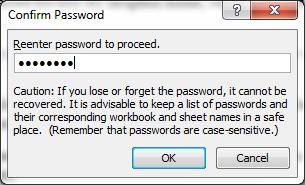 Confirm Password 2010