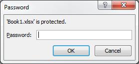 Open File Password 2010