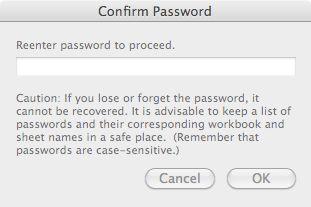 Password Confirmation 2008