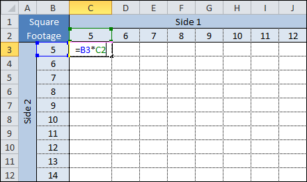 How To: Absolute and Relative Cell References in Excel Update ...