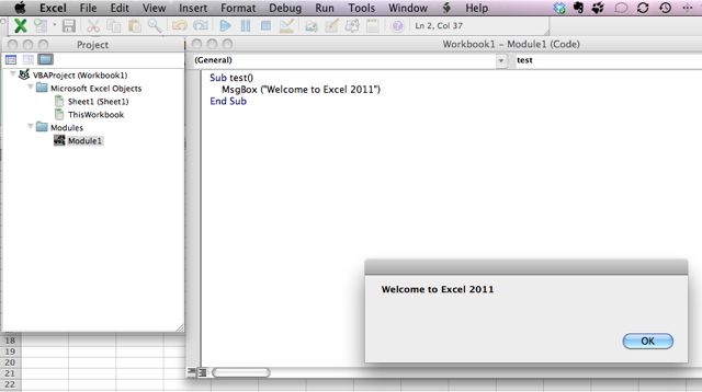 How To: Excel 2011 for Mac - Installation, Preferences, and
