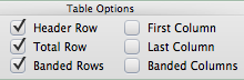 Total Row Toggle