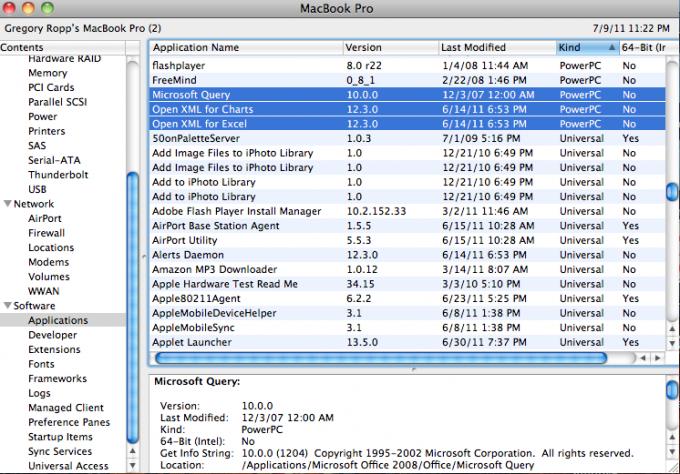 Excel для Mac Os скачать бесплатно - фото 7
