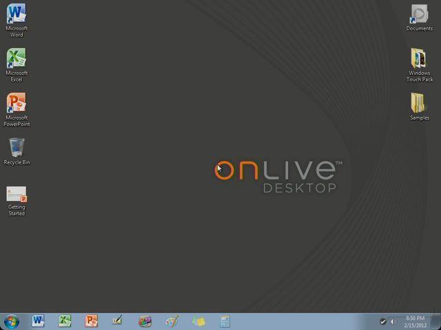 OnLive App 01