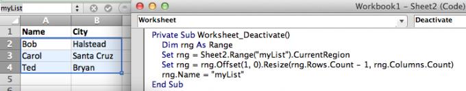 Data 2 with VBA Code