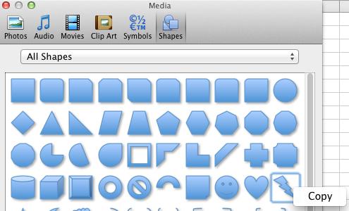 Copy Symbol Image