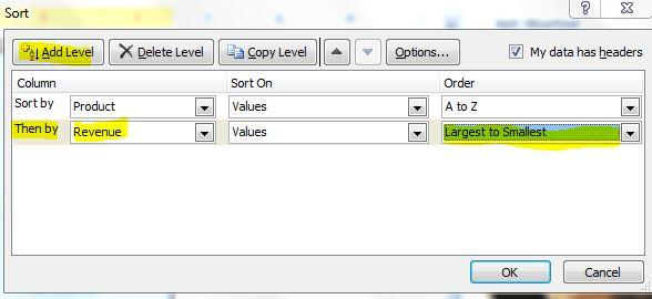 sort 2 how to alphabetize in excel