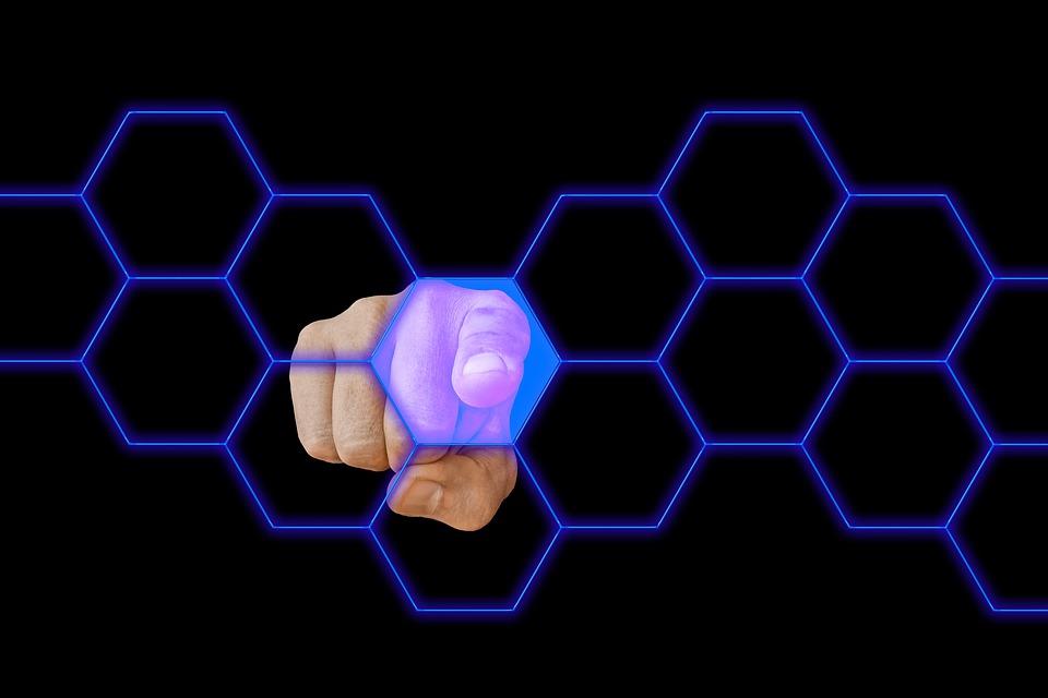 Finger on block chain