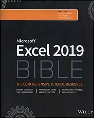 Excel bible 2019