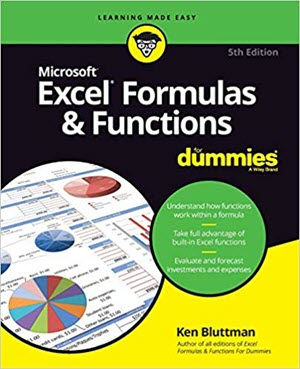 Formulas & Functions For Dummies